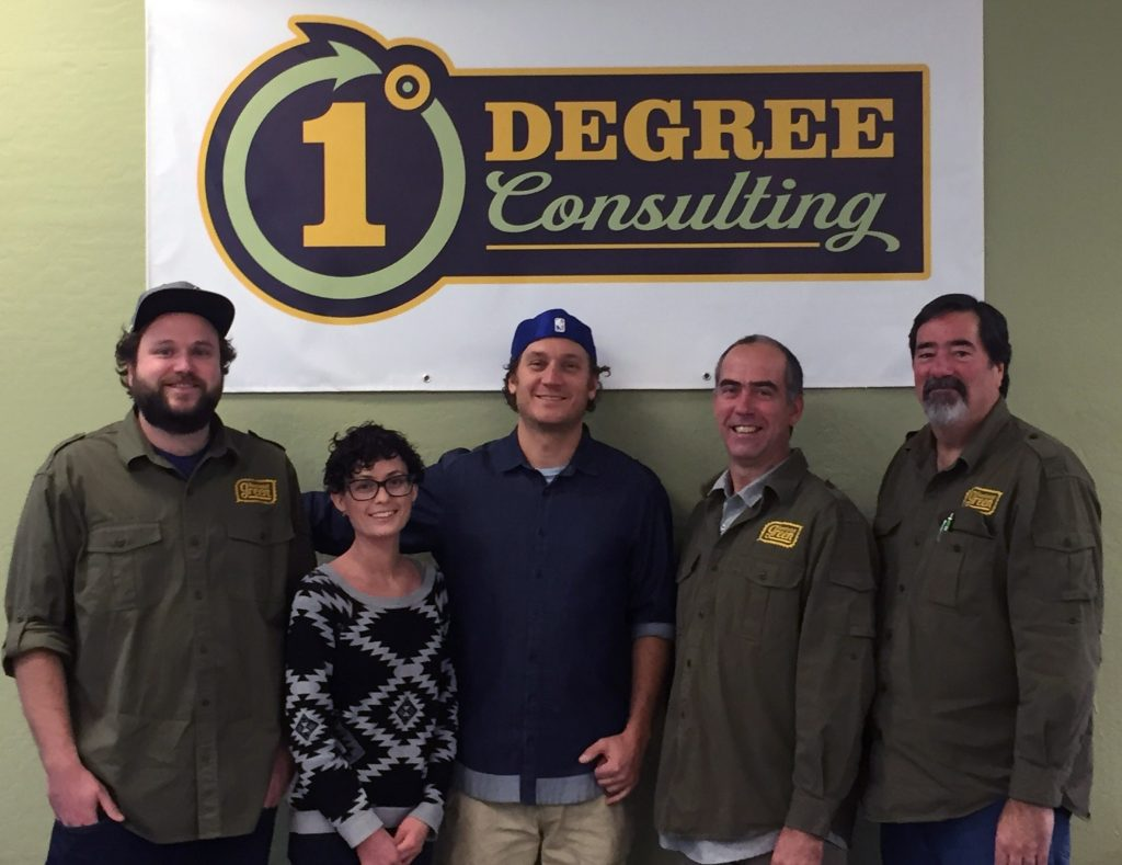 1 Degree Consulting empowered by Humboldt Green