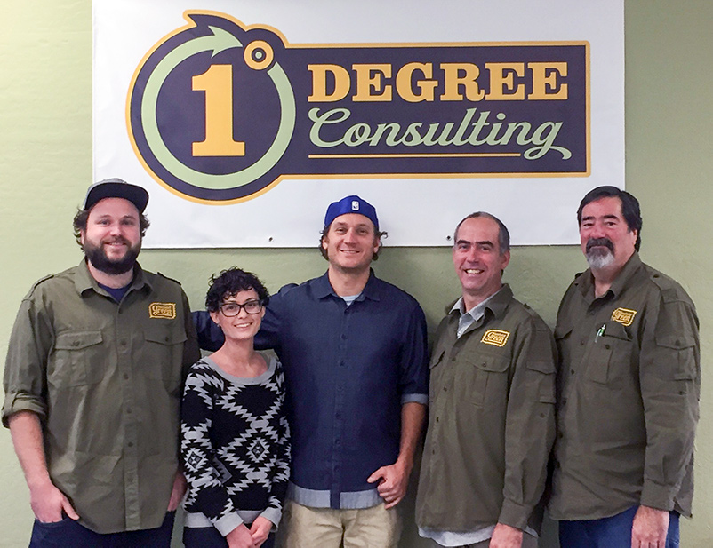 The 1 Degree Consulting Team