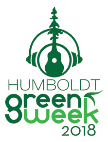 Humboldt Green Week 2018 logo
