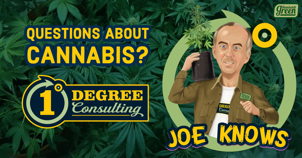 Joe Knows Cannabis Consulting