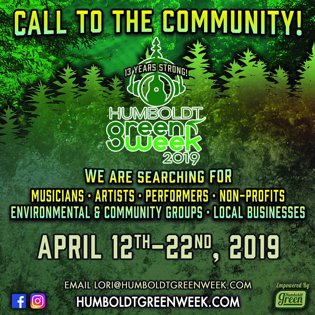 2019 Humboldt Green Week
