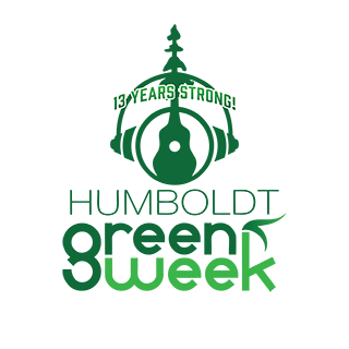 Humboldt Green Week Logo